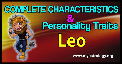 Traits Leo
