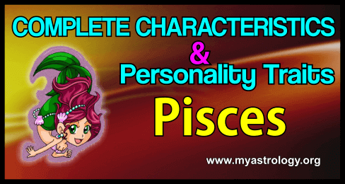 Traits Pisces