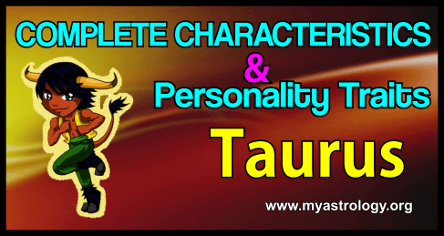 Traits Taurus
