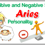 Positive and Negative Side Aries