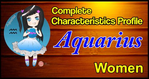 Profile Aquarius Women