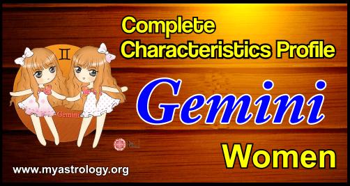 Profile Gemini Women