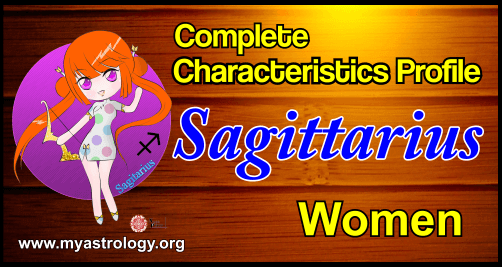Profile Sagittarius Women