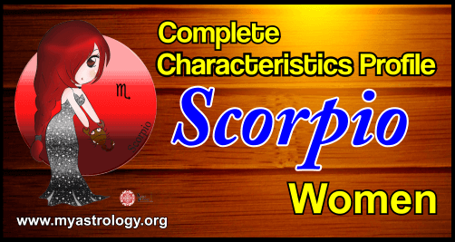 Profile Scorpio Women
