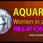 Relationship Aquarius Women