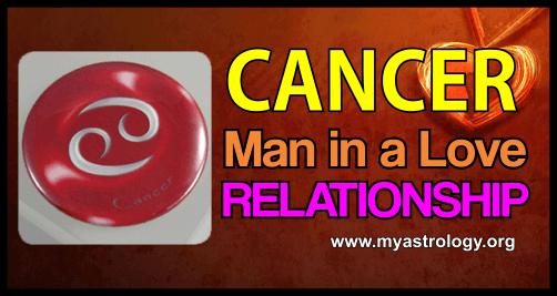 Relationship Cancer Man