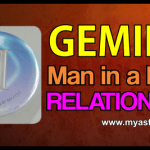 Relationship Gemini Man