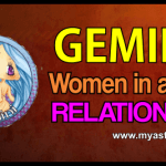 Relationship Gemini Women