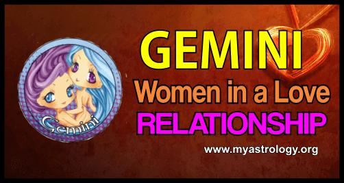 Relationship Gemini Women