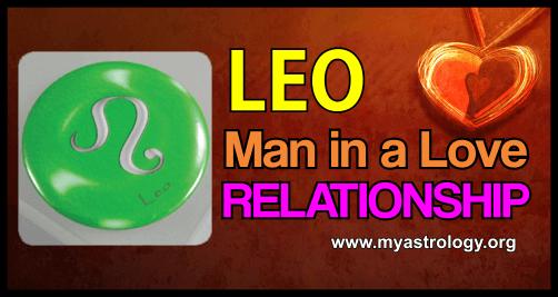Relationship Leo Man