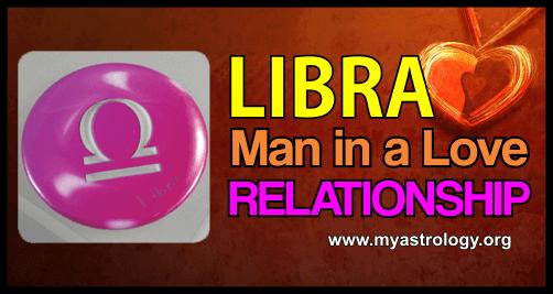 Relationship Libra Man