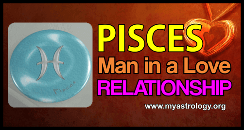 Relationship Pisces Man