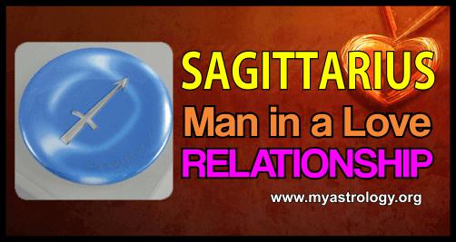 Relationship Sagittarius Man