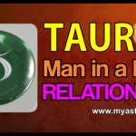 Relationship Taurus Man