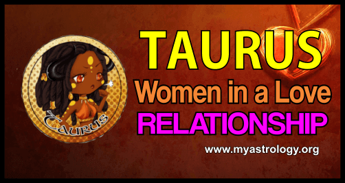 Relationship Taurus Women