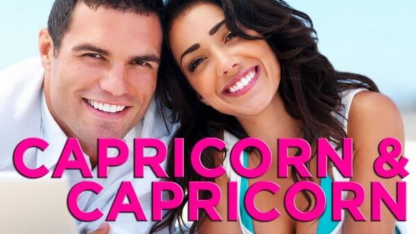 Capricorn and Capricorn Compatibility