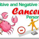 Positive and Negative Side Cancer
