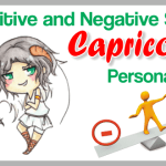 Positive and Negative Side Capricorn