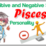 Positive and Negative Side Pisces