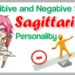 Positive and Negative Side Sagittarius