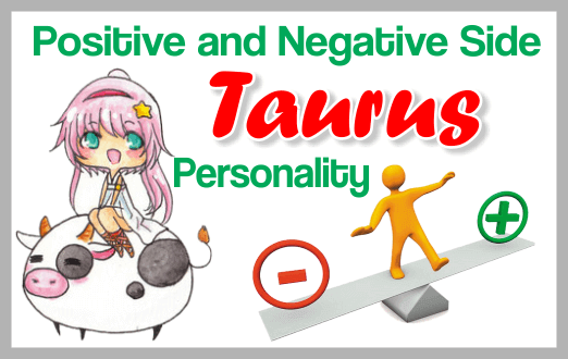 Positive and Negative Side Taurus