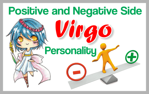 Positive and Negative Side Virgo