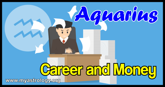 Career and Money Aquarius