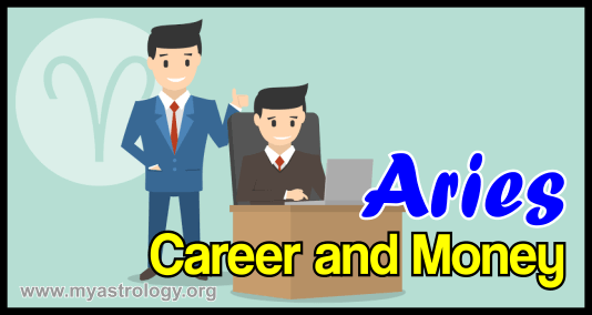 Career and Money Aries