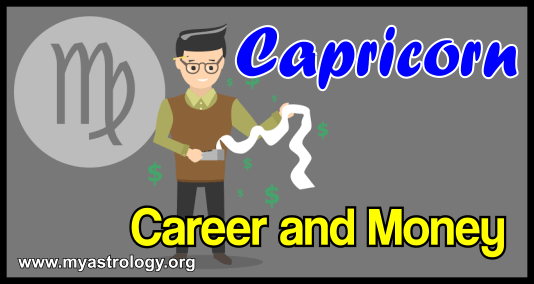 Career and Money Capricorn
