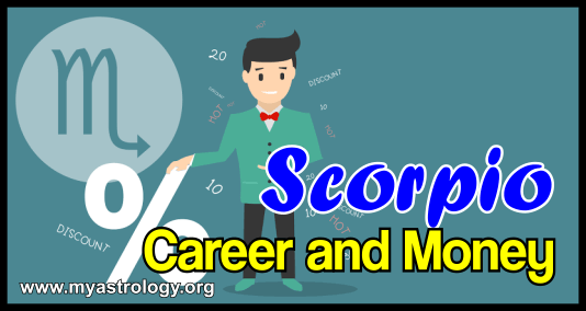 Career and Money Scorpio