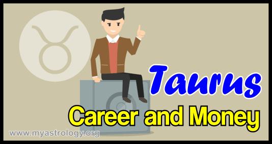 Career and Money Taurus