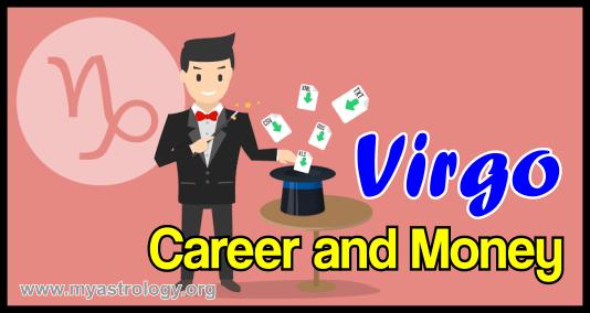 Career and Money Virgo