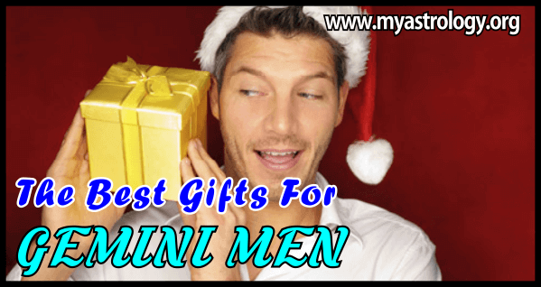 The Best Gifts for Gemini Men