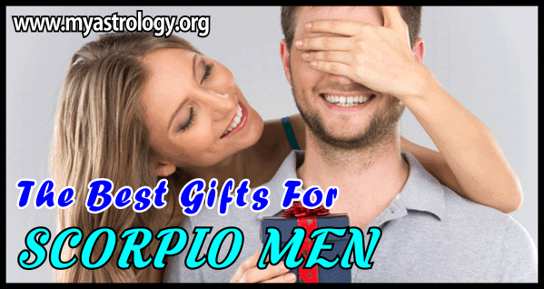 Gifts for Scorpio Men
