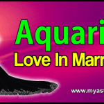Marriage Aquarius