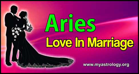 Marriage Aries