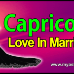 Marriage Capricorn