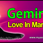 Marriage Gemini