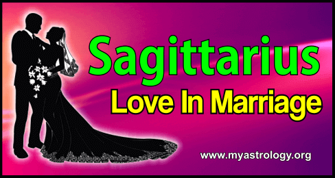 Marriage Sagittarius