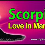 Marriage Scorpio