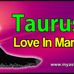 Marriage Taurus