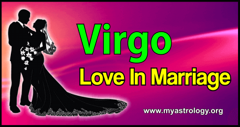 Marriage Virgo