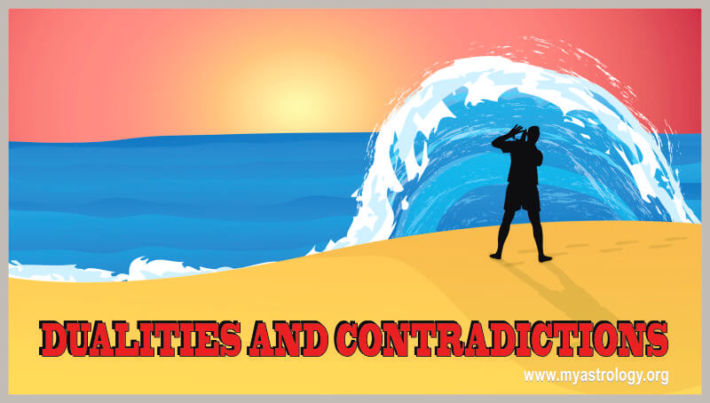 Dualities and Contradictions
